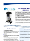 NDC CO2 Adsorption Dryers Purifier Brochure
