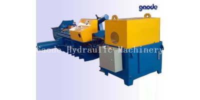 GAODE - Model HC81F-630 - Scrap Metal Baler