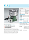 Model 39-0035/01 - Automatic/Manual 5 Litre Nominal Capacity Mortar Mixer Brochure