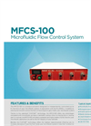 MFCS-100 - Microfluidic Flow Control Systems Datasheet
