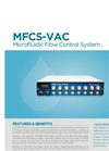 MFCS-VAC - Microfluidic Flow Control Systems Datasheet