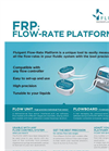 FRP - Flow-Rate Platform