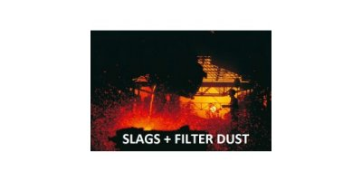 Application package for analysing slags and filter dusts
