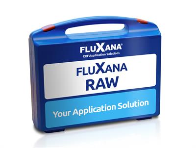Application package FLUXANA RAW