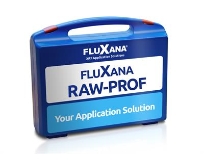 Application package FLUXANA RAW Professional