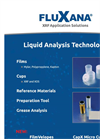 Fluxana - Liquid Analysis Technology - Brochure