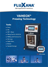 Vaneox - Pressing Technology - Brochure