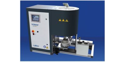 VITRIOX - Model VI-0001-2 - Electrical Fusion Machine with 2 Stations