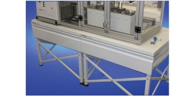 Model VI-0004 - Laboratory Bench for Electrical Fusion Machine