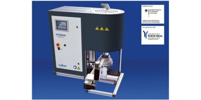 VITRIOX - Model VI-0001-1 - Electrical Fusion Machine