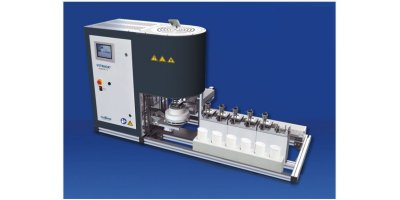 VITRIOX - Model VI-0001-6 - Electric Fusion Machine for 6 Samples