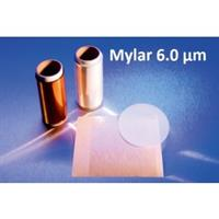 Mylar - Model Mylar TF-160-255 - Thin Film 6.0µm D6.4cm Circle