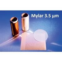 Fluxana - Model TF-135-345 - Mylar 3.5µm Cut Sheets 1Set=500 Pieces Thin Film