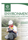 Environmental Management and Monitoring Services Brochure