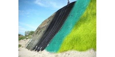 Slope Erosion Control - Soil & Groundwater - Geotechnical
