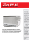 Ultra DI - Model 50 - Liquid Particle Counter - Brochure