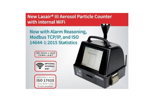 Cleanroom Particle Counter-4