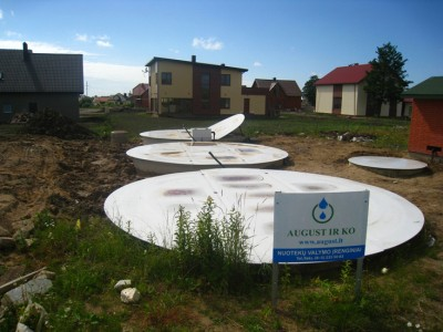 Large Schemes for VFL Municipal Wastewater Treatment Plants-4