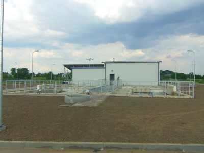 Large Schemes for VFL Municipal Wastewater Treatment Plants-1