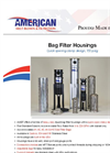 AMBF - Bag Filter Housings - Datasheet