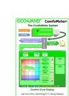 ComfoMeter - Temperature and Humidity Software Manual