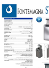 Fontemagna - Steel Water Cooler Brochure