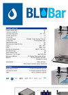 Blubar Beer Tap - Water Cooler Brochure
