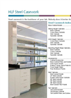 HLF Steel Casework Cabinets - Catalogue