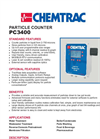 PC3400 Liquid Particle Counter Datasheet