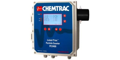 Chemtrac - Model PC3400 - Liquid Particle Counter