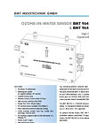 BMT - Model 964 AQ/HF - Ozone-In-Clean-Water Sensor Brochure