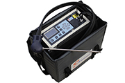 New E8500 PLUS Portable Emissions Analyzer