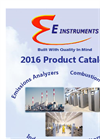E Instruments International Company Profile Brochure
