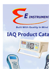 Indoor Air Quality Monitors Catalog