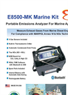 E Instruments - Model E8500-MK - Portable Emissions Analyzer Marine Kit - Brochure