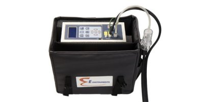 E Instruments - Model E5500 - Portable Industrial Combustion Gas & Emissions Analyzer
