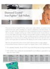 Diamond Crystal - Iron Fighter Pellets Datasheet