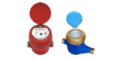 Piston (Volumetric) Dry type Water Meter