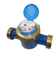 Single Jet Dry type Water Meter