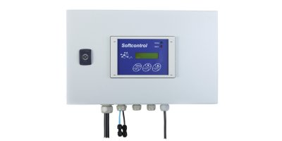 Model Softcontrol UE/S - Device for Water Hardness Monitoring