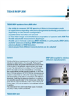 J M Analytics - TIDAS MSP 200 - Microscopic Spectroscopy PARENT Brochure