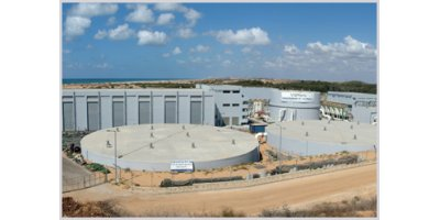 Desalination Plant Construction