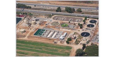 Municipal Waste Water Treatment Plant Construction