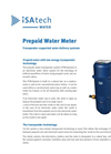 Prepaid Water Transponder System (PPW-System)