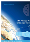 MBR Package Plant