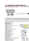 ThermoProbe - TL-1R - High Precision Digital Thermometer Brochure