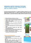 Reverse Osmosis Vending Machines Brochure