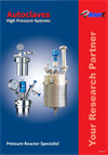 Model IM - Interchangeable Stirred Metal Autoclaves Brochure