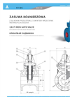 Cast Iron Gate Valves  Brochure