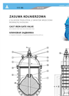 Model 111UG TO DN500 - Cast Iron Gate Valve Brochure